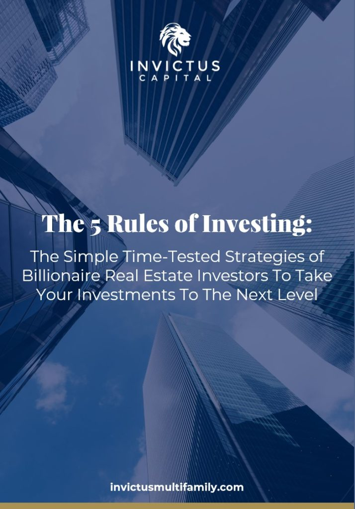 the 5 rules of investing